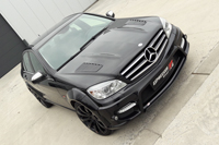 Mercedes C63 AMG w204 wide body kit Expression Motorsport