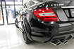 C63 Coupe c204 Expression wide body kit