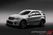 Mercedes ML63 AMG  wide body kit expression Motorsport